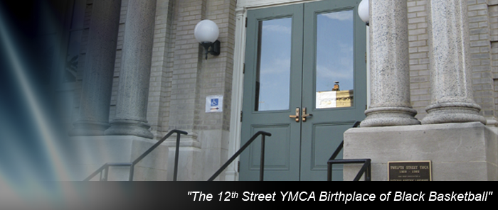 12th Street YMCA Building Doors