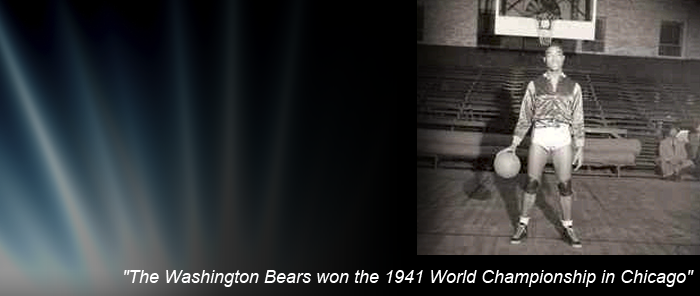 The Washington Bears, World Champion in Chicago